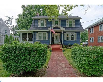 Pennsauken Single Family Home ACTIVE: 6547 Collins Avenue