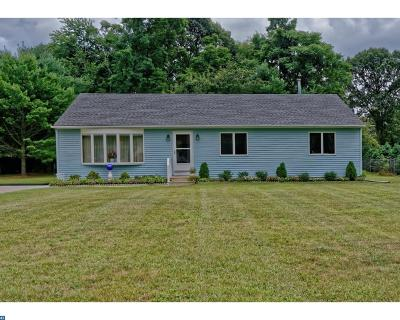 Gloucester Twp, Sicklerville Single Family Home ACTIVE: 40 Plymouth Road