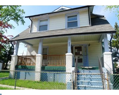 Oaklyn Single Family Home ACTIVE: 327 Elm Avenue