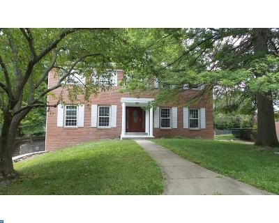 Lower Merion Single Family Home ACTIVE: 309 Barwynne Road