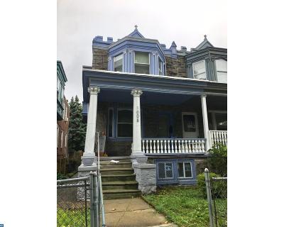 Philadelphia Single Family Home ACTIVE: 1008 Lindley Avenue