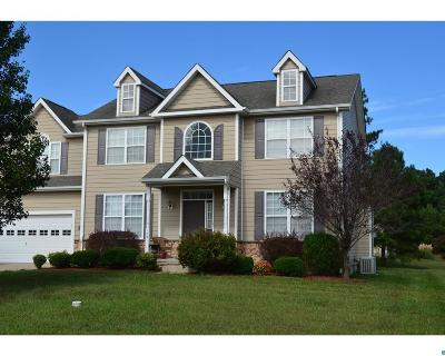 Milton Single Family Home ACTIVE: 109 Carriage Drive