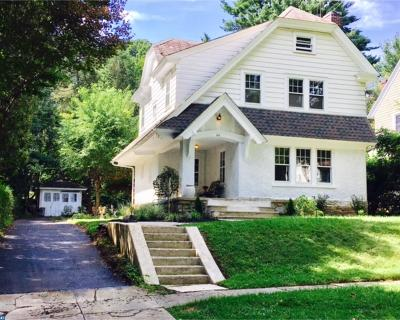 Wyomissing Single Family Home ACTIVE: 66 Park Road