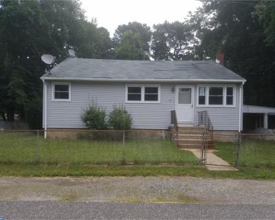 Browns Mills Single Family Home ACTIVE: 56 Geranium Street