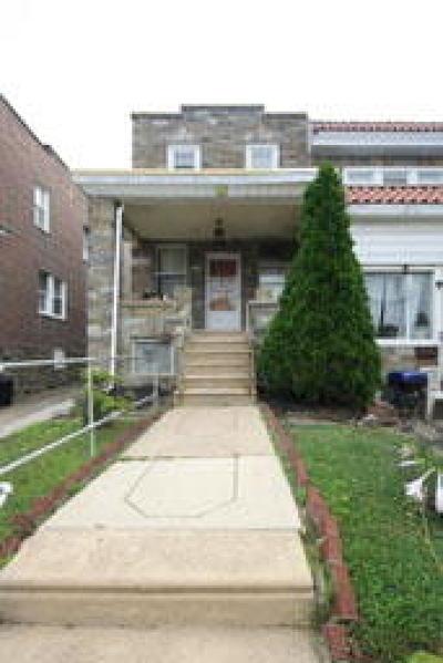Overbrook Single Family Home ACTIVE: 6525 W Girard Avenue