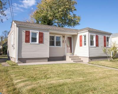 Mount Ephraim Single Family Home ACTIVE: 109 Jefferson Avenue