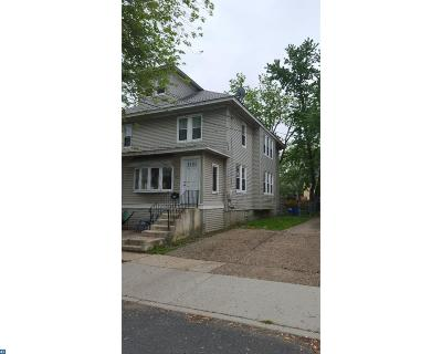 Woodlynne Single Family Home ACTIVE: 105 Linden Avenue