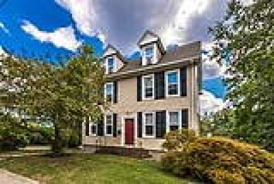 Moorestown Single Family Home ACTIVE: 446 Church Street