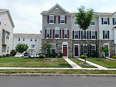 Glassboro Condo/Townhouse ACTIVE: 453 Wistar Place