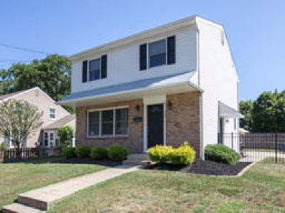 Maple Shade Single Family Home ACTIVE: 149 S Maple Avenue