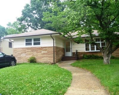 Lawnside Single Family Home ACTIVE: 127 Thomas Avenue