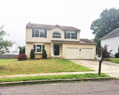Gloucester Twp, Sicklerville Single Family Home ACTIVE: 5 Frosty Hollow Court