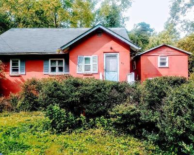 Glassboro Single Family Home ACTIVE: 111 Clayton Aura Road