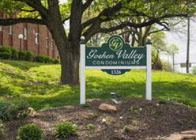 West Chester Condo/Townhouse ACTIVE: 1023 Valley Drive