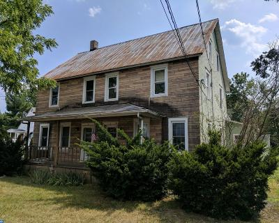 Browns Mills Single Family Home ACTIVE: 137 Juliustown Road