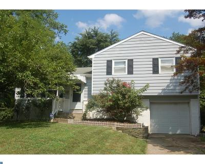 Mount Holly Single Family Home ACTIVE: 4 Sussex Road