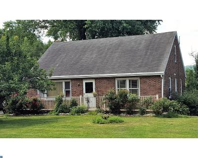 Birdsboro Single Family Home ACTIVE: 870 Lincoln Road