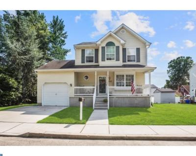 Gloucester City Single Family Home ACTIVE: 1112 Station Avenue