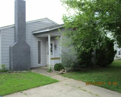 Swedesboro Single Family Home ACTIVE: 12 Persimmon Place