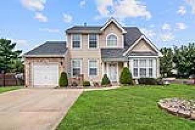 Westampton Single Family Home ACTIVE: 126 Sharpless Boulevard