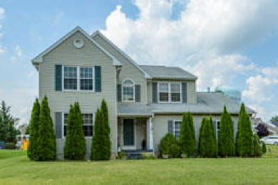 Bordentown Single Family Home ACTIVE: 1 Matthew Court