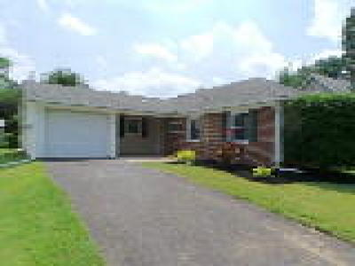 Willingboro Single Family Home ACTIVE: 67 Meribrook Circle