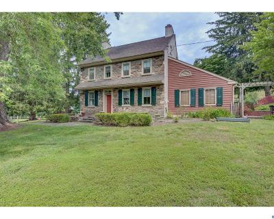Chadds Ford PA Single Family Home ACTIVE: $835,000