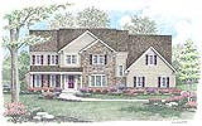 Moorestown Single Family Home ACTIVE: 10 Deer Rest Road
