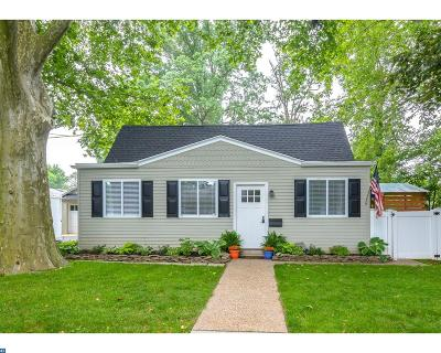 Moorestown Single Family Home ACTIVE: 108 Whittier Avenue