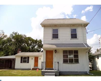 Delanco Single Family Home ACTIVE: 628 Laurel Street