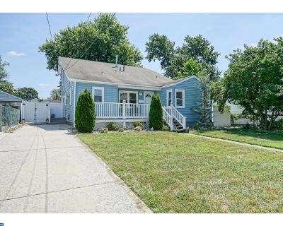 Mount Ephraim Single Family Home ACTIVE: 124 Jefferson Avenue