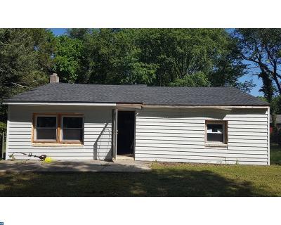 Glassboro Single Family Home ACTIVE: 123 Stanger Avenue