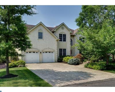 Moorestown Single Family Home ACTIVE: 10 Sycamore Lane