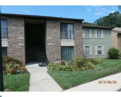 Mount Laurel Condo/Townhouse ACTIVE: 90b W Bluebell Lane