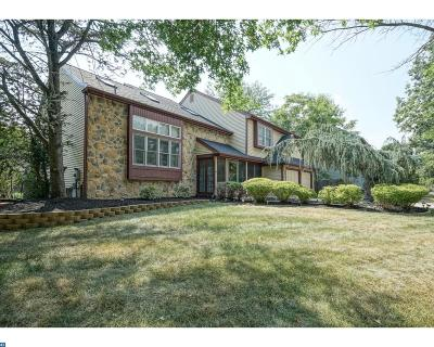 Mount Laurel Single Family Home ACTIVE: 15 Teddington Way