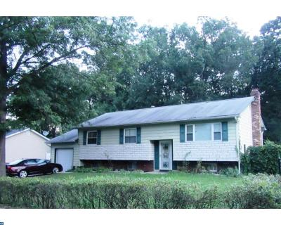 Browns Mills Single Family Home ACTIVE: 122 Coville Drive
