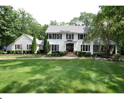 Moorestown Single Family Home ACTIVE: 7 Kendles Run Road