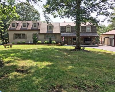PA-Bucks County Single Family Home ACTIVE: 201 Municipal Road