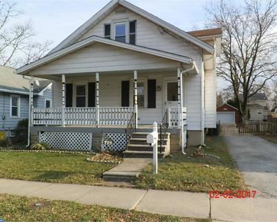 Delanco Single Family Home ACTIVE: 719 Hickory Street