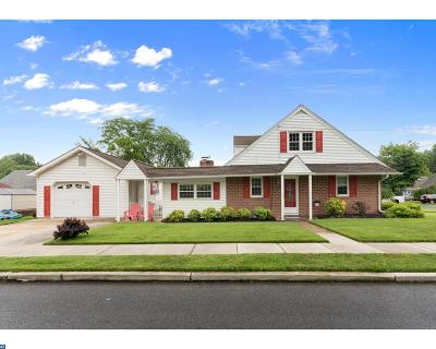 Woodbury Heights NJ Single Family Home ACTIVE: $189,000