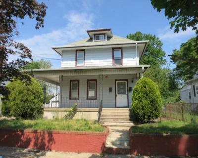 Gloucester City Multi Family Home ACTIVE: 19 Lane Avenue