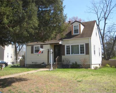 Lindenwold Single Family Home ACTIVE: 2102 S Winthrop Avenue