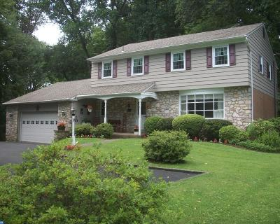 Huntingdon Valley Single Family Home ACTIVE: 924 Old Huntingdon Pike