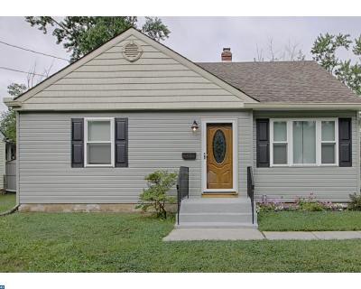 Runnemede Single Family Home ACTIVE: 43 Saint Charles Place