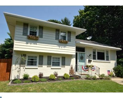 Moorestown Single Family Home ACTIVE: 341 E 3rd Street