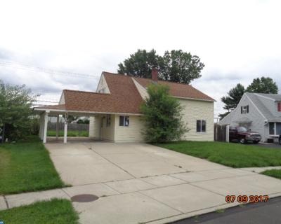 Levittown PA Single Family Home ACTIVE: $165,000