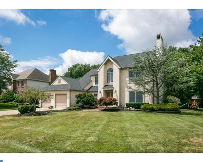 Mount Laurel Single Family Home ACTIVE: 37 Horseshoe Drive
