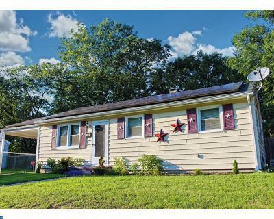 Browns Mills Single Family Home ACTIVE: 606 Herbert Road