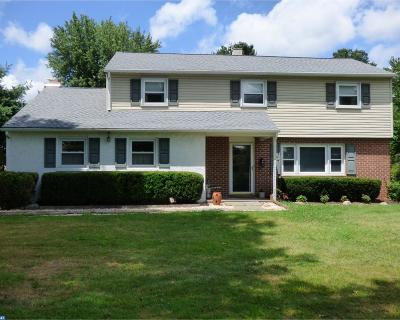 Phoenixville PA Single Family Home Sale Pending: $335,000