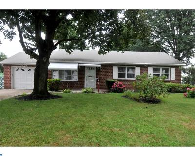Warminster Single Family Home ACTIVE: 1459 Hampton Lane